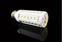 wholesale free shipping 5PCS/lot 5630 SMD 42 beads LED E27 12W high quality Energy-saving corn bulb