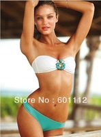 Competitive price! bikini nice quality bikini with pad lined hot swimwear, fashion sexy bikini  free shipping VVS-60