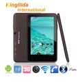 "Promotion!!Freelander PD10 3G Tablet 7""IPS 1024*600 Dual Core MTK 6577 Android 4.0 1G/8GB"