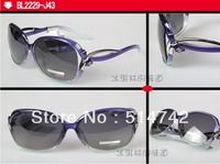 Free shipping !  Sunglasses female fashion polariscope sunglasses BL2229  Z-327