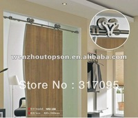 High quality polished sliding barn door hardware kits & wooden door accessories ( Free Shipping)