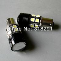 Super Bright Canbus CREE R5+12 LED 5050smd  Backup Light 1156 S25 (P21W) 360 lighting Car Lights No error signal report
