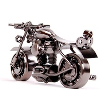 Motorcycle model furnishing articles,Metal crafts,home decoration M34 Free shipping