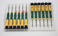 Best Model 666 screwdriver bit set kit T2 T3 T4 T5 T6 T8 PH00 PH000 5 star pentalobe for iphone mobile laptop