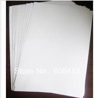 30pcs/lot Hot Sale heat transfer paper/   for dark Tshirt /cup