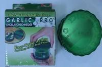 Garlic pro brand New No-Touch Garlic & Nuts Dicer