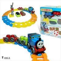 Thomas train track electric toy set train tracks track toy
