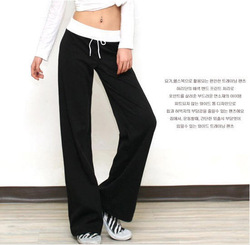 Free Shipping 2012 New Fashion Women&#39;s Sports Pants Casual Trousers Ladies Yoga Pants Sports Clothing Wholesale High Quality(China (Mainland))