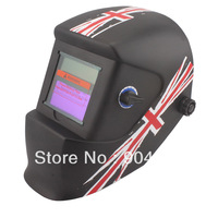 Welding accessories Solar auto darkening welding helmet/ mask for MIG TIG MAG Gas welding machine and plasma cutting machine