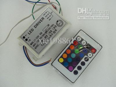Led Remote Driver 30w Rgb Led Control Driver