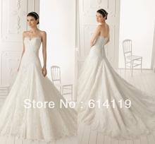 wholesale lace bridal dresses