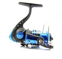 Free Shipping New 6 BB High Power  Spinning Aluminum Spool Saltwater Fishing Reel Heavy Duty MD6000
