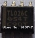 TL026C     DIFFERENTIAL HIGH-FREQUENCY AMPLIFIER WITH AGC   NEW ROSH STOCK