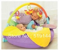 Free shipping ELC Blossom Farm Sit Me Up Cosy baby Seat,Play Mat/Play Nest,Inflatable Baby Sofa,Kid Toy,baby arch play gym mats