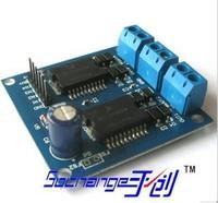 Free shipping,New Dual MC33886 Motor Driver Module 5A for Robot Smart car