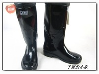 Male boots male rainboots male high boots male boots black shoes water shoes