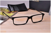 Acetate full rim optical frame metal temple for men's and woman's eyeglasses frame can fixed optical lens Free shipping