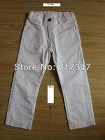 children 100% cotton full length pants