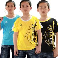 Short-sleeve T-shirt children's clothing child summer male round neck child T-shirt child summer t-shirt short in size