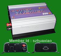 600W Solar grid tie inverter with MTTP function, DC input 10.8V~30V, AC output 90V~130V, pure sine wave inverter