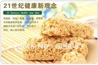 Free shipping 500g pure oats oatmeal chocolate cookies sugar