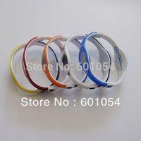 Wholesale-300pcs/lot New Styles Balance Bracelet Silicone Energy Sport Wristband Band + US,UK,Canada,Australia support DHL FREE!