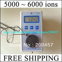 5 pcs / lot Quantum Scalar Energy Pendant 5000 ~ 6000 negative ions Health Necklace Free Shipping