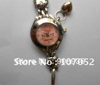 watches HelloKitty cute cat bracelet quartz watch 10pcs/1lot girl watches women watches / factory price