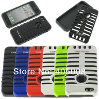2013 hot selling   for iphone 5 5g microphone plastic silicone case  high quality  with the package 10pcs free shipping