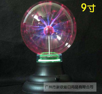 9 ion ball electrostatic induction ball moneyball electrostatic ball touch music static ball
