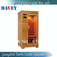 Simple far infrared sauna room for 1 person