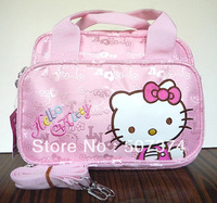 PINK Hello kitty handbag shoulder bag #982