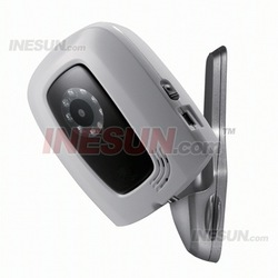 Portable 3g Wireless Remote Control Alarm Video Camera Motion Detection 3G Video Call Alarm Cameras(China (Mainland))