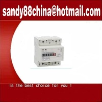Professional Watt-hour khw Meter AC230V 0.5W 50HZ 6 digits LCD Display Single Phase DIN Rail