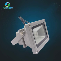 10W exterior waterproof IP65 LED flood lights white color wall washer floodlights(China (Mainland))