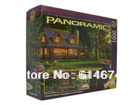 puzzle 1000 for adults beauty picture panoramic puzzle Farm 1000pcs(FREE SHIPPING) NEW