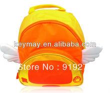 Kids new fashion style cheap waterproof pvc mini backpack Laptop bags wholesale(China (Mainland))