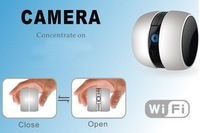 wireless WIFI IP camera+baby monitor webcam Web CCTV Camera Concentrate on iOS &amp;amp; Android for iphone S706