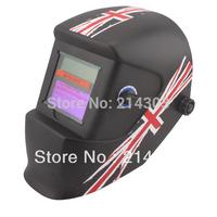 Welding Accessories Solar auto darkening welding mask/welder protect  helmet for MIG TIG ZX7 CT welding machine/plasma cutter
