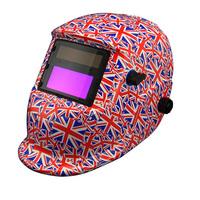 Welding Accessories Solar auto darkening welding mask/welder  helmet for MIG TIG ZX7 CT welding machine/plasma cutter