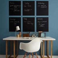 New style DIY reusable chalkboard Vinyl Sticker 30pcs AUNZ