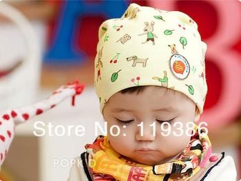 Free shipping cartoon carrot children's hat baby born hat bunny cap kids cap  Boys-Girls winter warm hats