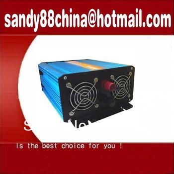 1500W DC to AC Power Inverter 12V 240V, Car Inverter, Modified Sine Wave Power Inverter Peak Power 3000W