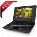 Cheap 7 inch Android 2.2 mini netbook laptop 4GB Capacity Wifi Free shipping Wholesales Dropship(China (Mainland))