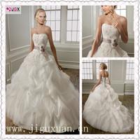 2013 Off the shoulder flower bride wedding sweet princess wedding dress