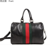 women's 2013 star handbag fashion handbag cross-body genuine leather quality