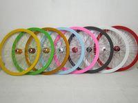40mm Rim Bike Fixed Gear Wheelset SBWS-002/Pls contact for wholesale