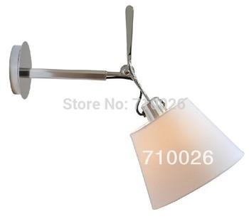 headboard lights modern style fabri lampshade wall arm lightng free shipping
