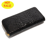 HOT SALE !!2013 NEW fashion lady wallet , women wallets.black ,8 kinds of style optional with PU  leather TM-XYZ36