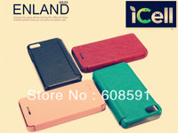 Luxury Unique Kalaideng Enland series PU+Microfiber Flip Leather case for BlackBerry BB Z10 ,+retail box 10PCS free shipping